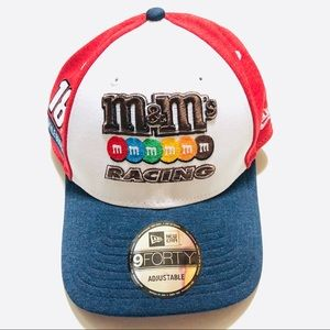 New Era Accessories - Kyle Busch NASCAR M&M's Racing Logo Hat Adjustable